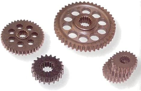 Manufacturer: TEAM Manufacturer Part Number: 351352-004-AD POLARIS TOP HYVO GEAR 19 TOOTH3//4W Actual pa Stock Photo