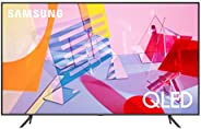 SAMSUNG 55-inch Class QLED Q60T Series - 4K UHD Dual LED Quantum HDR Smart TV with Alexa Built-in (QN55Q60TAFX