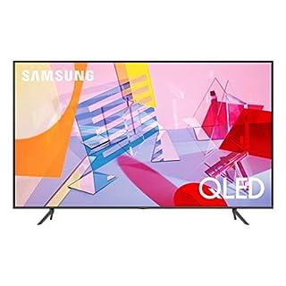 SAMSUNG Q60T Series 65-inch Class QLED Smart TV | 4K, UHD Dual LED Quantum HDR | Alexa Built-in | QN65Q60TAFXZA, 2020 Model