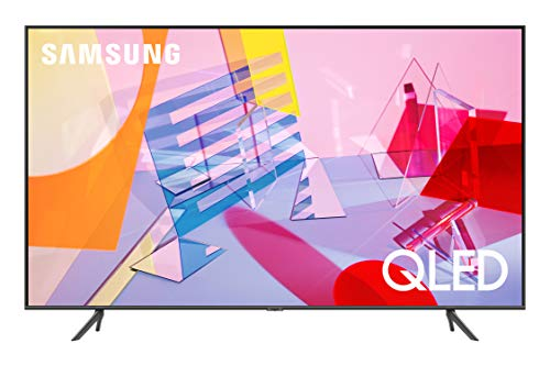 🥇 SAMSUNG 85-inch Class QLED Q60T Series – 4K UHD Dual LED Quantum HDR Smart TV with Alexa Built-in
