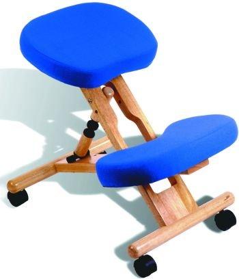 Teknik Kneeling chair in Wood