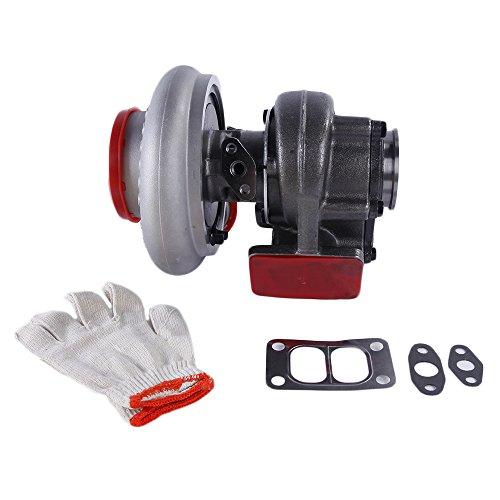 Turbo Impeller (HX35W Diesel Turbocharger Turbo Turbine for 1994-2001 Dodge Ram 2500 & 1994-2001 Dodge Ram 3500 3538414)
