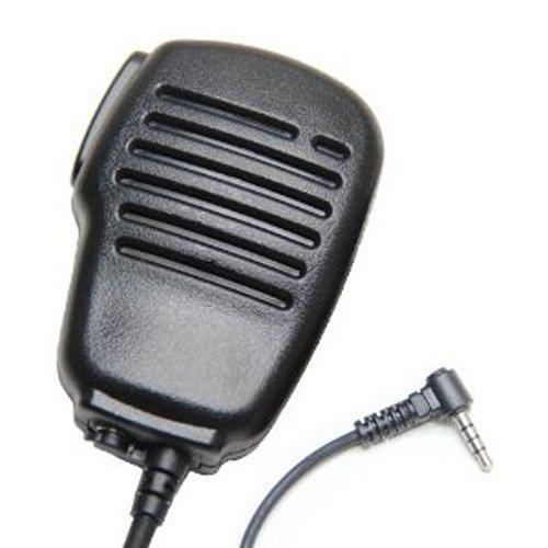 Generic Rainproof Shoulder Lapel Remote Speaker Mic Compatible For 3.5Mm Yaesu Vertex Vx-1R 2R 3R 5R 150 160 180 210 210A Two Way Radio FANVERIM DZMI26MY00