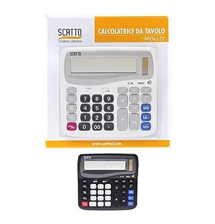 calculadora de mesa Grande: Amazon.es: Belleza
