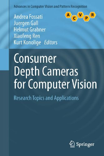 Download Consumer Depth Cameras for Computer Vision: Research Topics and Applications (Advances in Computer Vision and Pattern Recognition) Pdf