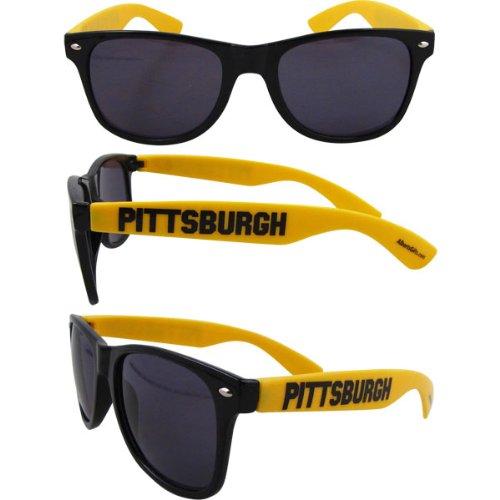 Pittsburgh Black & Yellow - Sunglasses Pittsburgh