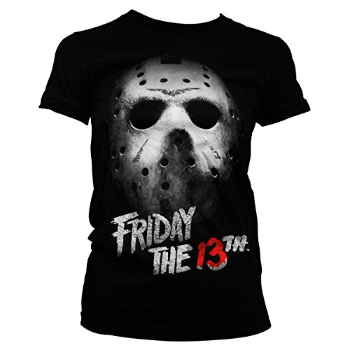 Friday The 13th Officially Licensed Merchandise Girly Tee