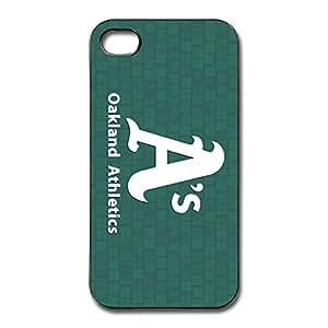 Popular LUVVITT Oakland Athletics Iphone 4 Skin
