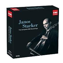 Classic CD, Janos Starker - The Complete EMI Recordings [6CD Boxset][002kr]