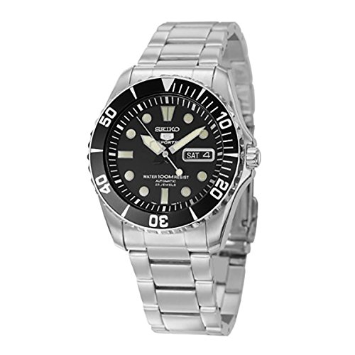 Seiko SNZF17J1 Sports Automatic Stainless