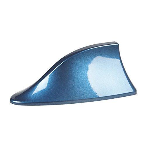 Tejado antena - TOOGOO(R)Coche SUV Techo Special Radio FM Aleta Antena Tiburon Aerial Signal Universal azul: Amazon.es: Juguetes y juegos