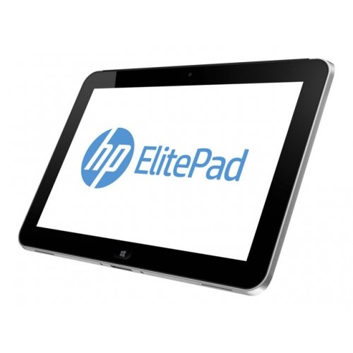 HP D4T10AW ElitePad 900 G1 - Tablet - no keyboard - Atom Z2760 / 1.8 GHz - Windows 8 Pro 32-bit - 2 GB RAM - 64 GB SSD - 10.1 inch touchscreen 1280 x 800 - NFC - 3G