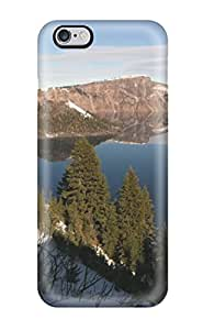 Tpu Case Cover Compatible For Iphone 6 Plus/ Hot Case/ Crater Lake Oregon 2292375K79765819