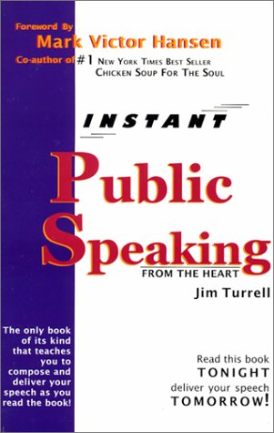 Public Speaking From The Heart