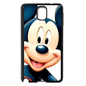 Micky-Mouse Samsung Galaxy Note 3 Cell Phone Case Black WK5275677