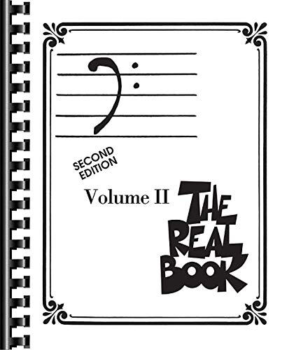 Bass Fake Book - The Real Book - Volume II: Bass Clef Edition