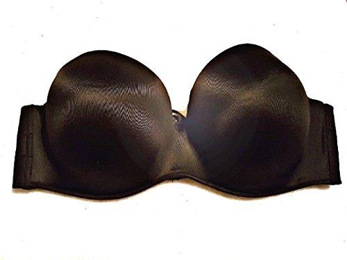 b458733962d0a Lane Bryant Cacique Plus Size Bra Removable Straps Smooth Strapless Bras  (40B)