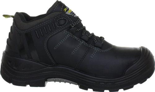 Safety Jogger Force 2 Unisex-Erwachsene Sicherheitsschuhe Schwarz (BLK)
