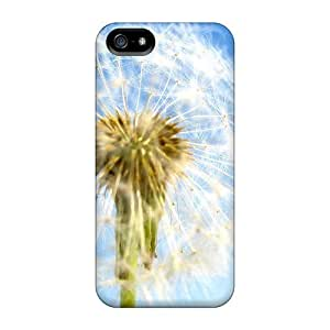 High-quality Durability Case For Iphone 5/5s(fluffy Nature) by icecream design