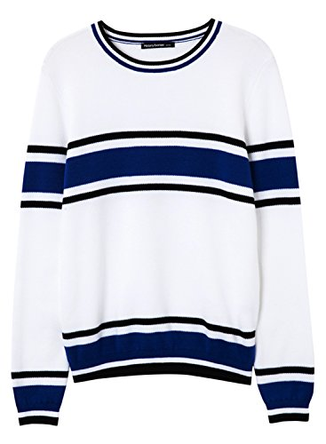 meters-bonwe-womens-round-neck-long-sleeve-color-block-pullover-sweater-white-xl