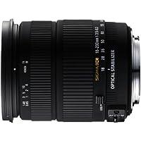 Sigma AF 18-200mm f/3.5-6.3 DC OS (Optical Stabilizer) Zoom Lens for Sigma Digital SLR Cameras