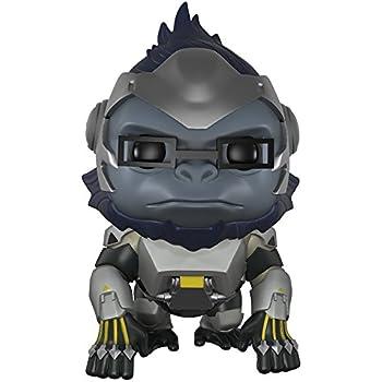 """Funko Pop! Games: Overwatch Action Figure - Winston, 6"""""""