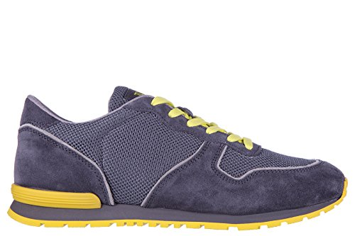 tods-mens-shoes-suede-trainers-sneakers-active-sportivo-ym-grey-us-size-75-xxm0ym0l810cgu38uj
