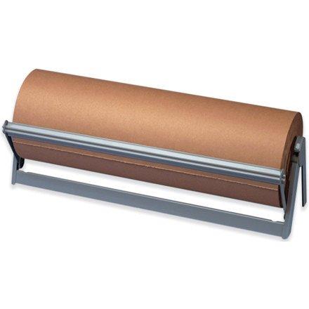 Aviditi 100% Recycled Fiber Paper Roll, 600' L x 18'' W, Kraft (KP1860) by Aviditi