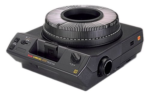 35mm slide projector - 9