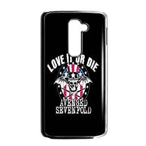 Fashionable Creative Avenged Sevenfold Cover case For LG G2 DZ5K92094