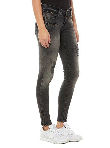 Zhrill Femme Schwarz Zhrill Jeans Zhrill Schwarz Femme Jeans WSH4HOxn