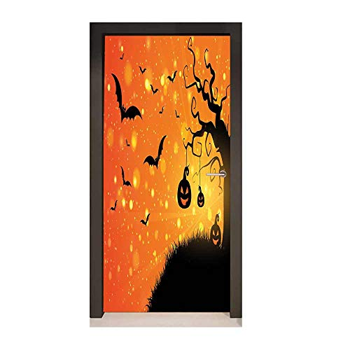 Halloween Door Wallpaper Magical Fantastic Evil Night Icons