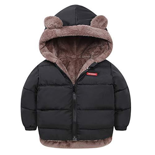 Winter fleece jas voor kinderen, jongens, outwear, meisjes, gevoerde kleding.