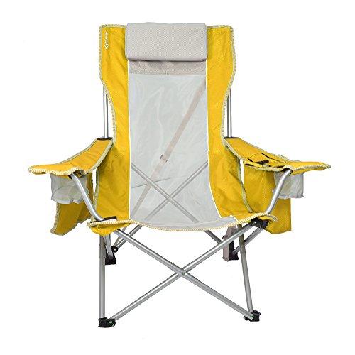 Kijaro Coast Folding Beach Sling Chair with Cooler