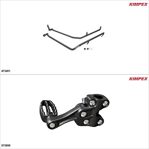 Kimpex – Fender Guards Kit – Black, Polaris Sportsman 450 2016-18