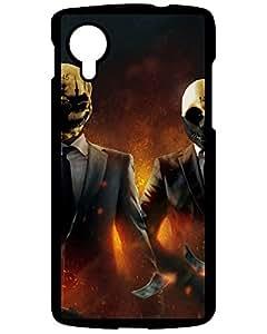 5786838ZE194275671NEXUS5 First-class Case Cover For Payday: The Heist LG Google Nexus 5 phone Case Janet B. Harkey's Shop