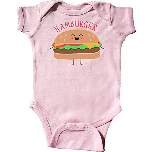 inktastic - Hamburger Costume Infant Creeper Newborn Pink 31d0b]()