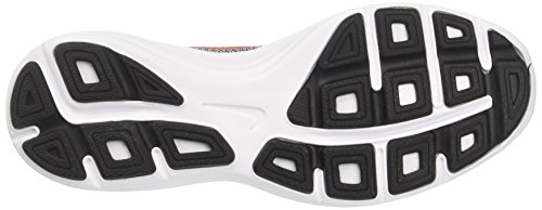 Nike Revolution 3 (GS), Scarpe Sportive Bambino Grigio (Wolf Grey / Mix Orange / Black / White)