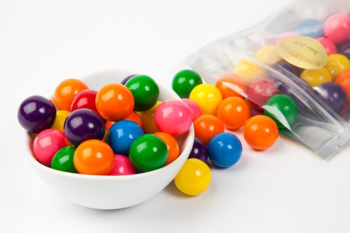 Assorted Gourmet Gumballs (1 Pound ()