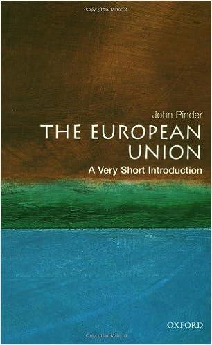 John Pinder and Simon Usherwood