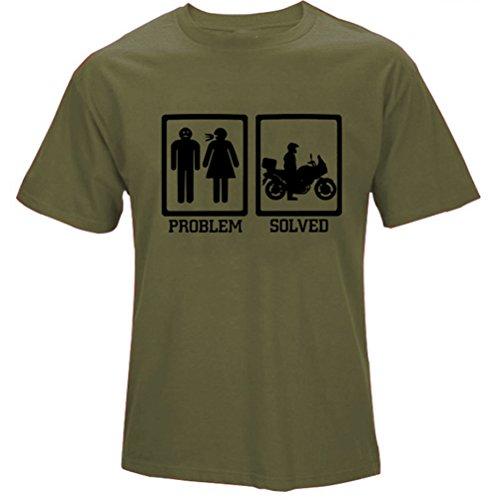 577Loby Fashion T-Shirt Men Cotton Short Sleeve Custom T Shirts European Size (European Pillow Size Cm)