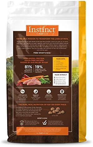 Instinct Original Receta de Pollo 5 kg para Gatos 3