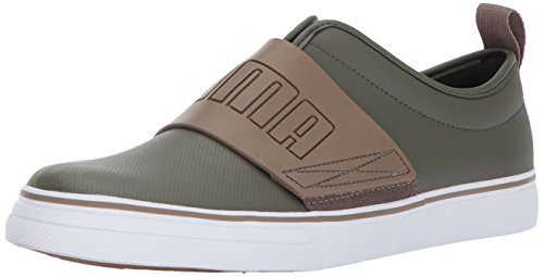 PUMA Men's EL Rey Fun Sneaker, Olive Night-Fossil, 11 M US El Olive