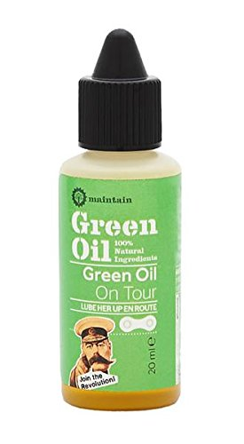GREEN OIL Eco Friendly Bicycle Chain Lubricant