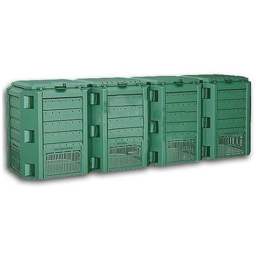 Jardín compostador TI-1600L verde módulo termocompostador ...