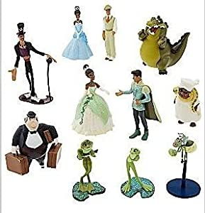 Amazon Com Disney Exclusive Princess Tiana Playset