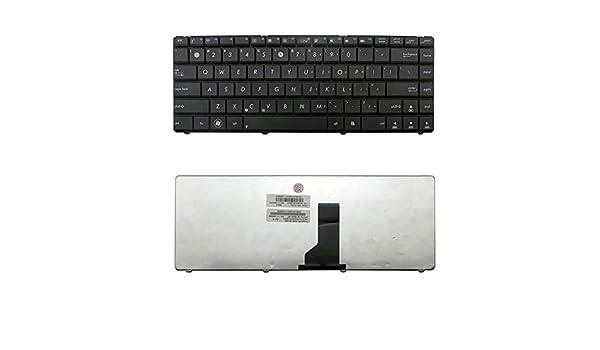 Laptop Keyboard for Asus AEKJ1U00120 04GNV62KUS00-2 MP-09Q53US-920 Black US