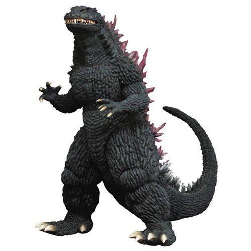 - Godzilla 1999 2K Millennium Version 12-Inch Vinyl Figure