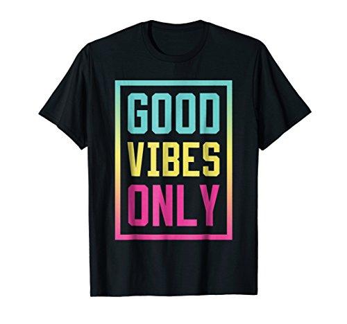 positive vibes tee - 9