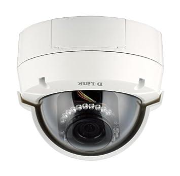 D-Link DCS-6513/B - Cámara de vigilancia en domo (IP